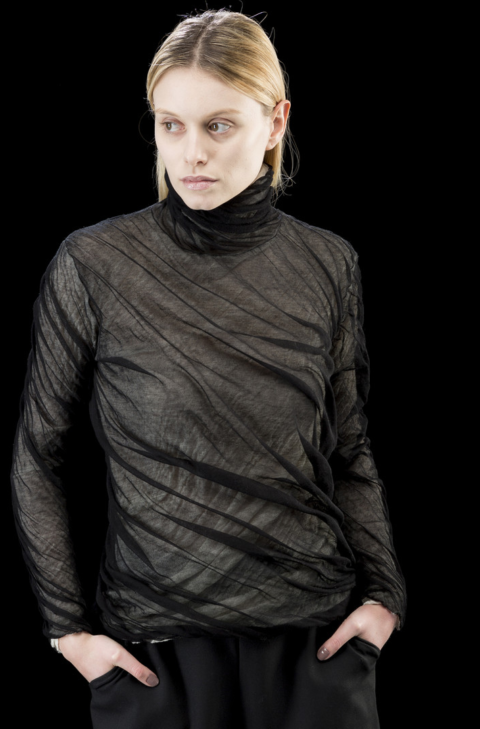INDUSTRIAL CLOTHING – Maglia nera