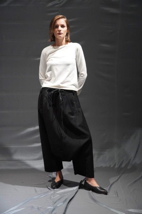 INDUSTRIAL CLOTHING – Pantalone nero