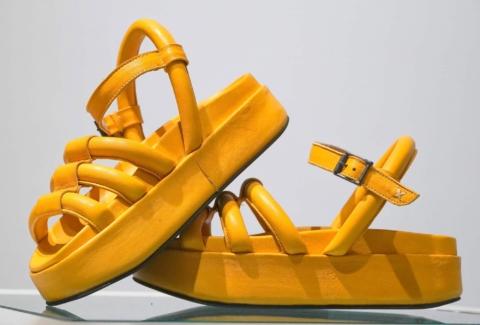 Gordon – Scarpe gialle