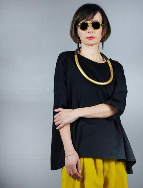 apuntob – T-shirt over nera