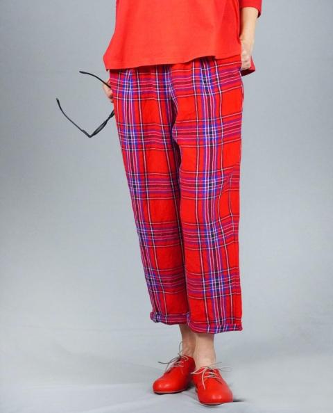 apuntob – Pantaloni scozzesi