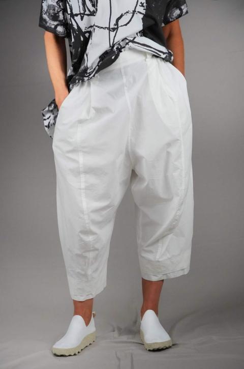 Moyuru – Pantalone bianco