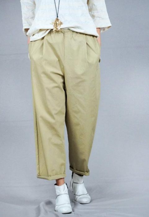 apuntob – Pantalone beige