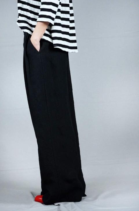 apuntob – Pantalone nero
