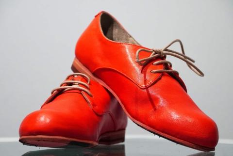 Gordon – Scarpe rosse