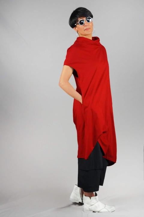 Moyuru – Vestito rosso