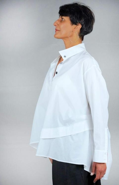 Moyuru – Camicia Bianca