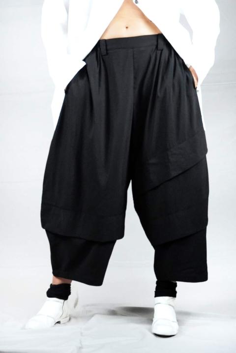 Moyuru – Pantalone nero