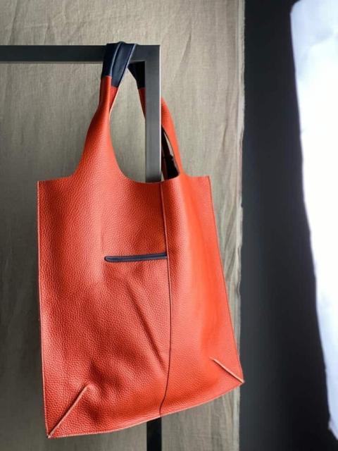 Spazio IF – Shopping bag arancio
