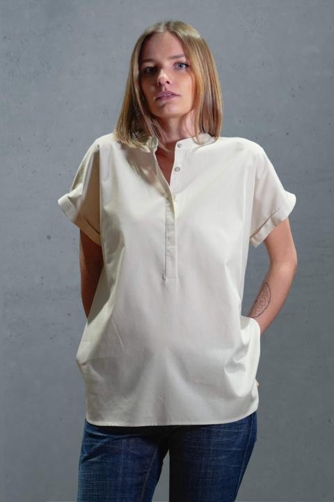 SIrio & Sophie – Camicia beige