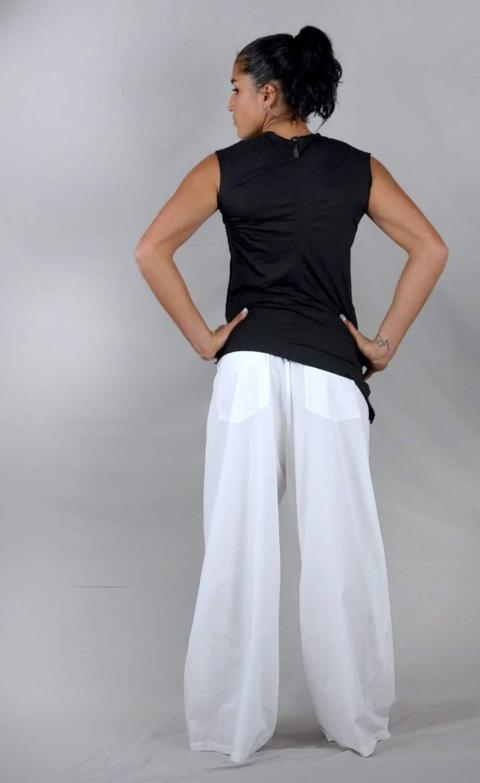 sn° – Pantalone bianco