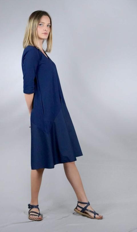 Humilty – Vestito blu