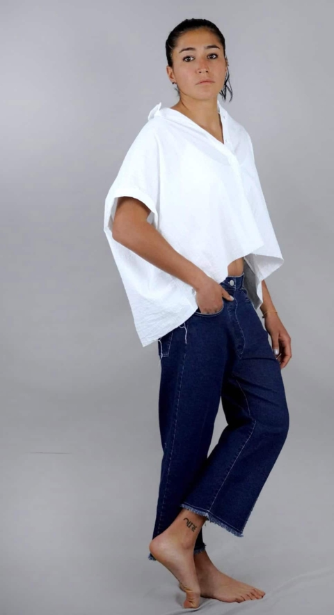 sn° – Camicia bianca