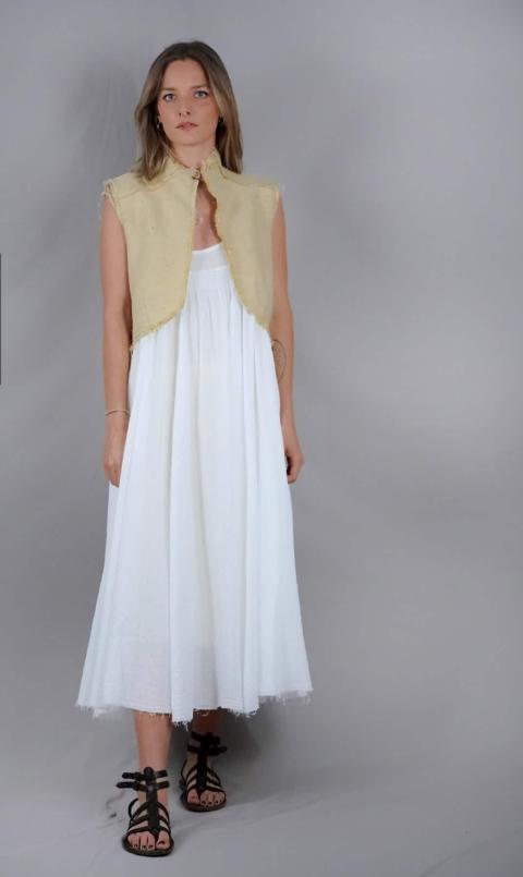 Industrial – Vestito bianco